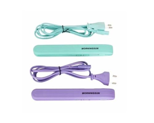 Выпрямитель для волос Morningsun MS-5188, электрический, фиолетовый