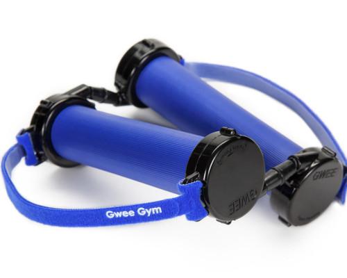 Эспандер Gwee Gym с противоскользящими ручками, синий