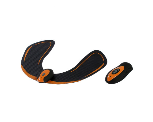 Массажер для ягодиц (импульсный) EMS Hips Trainer, миостимулятор, 15 режимов, большой, черный
