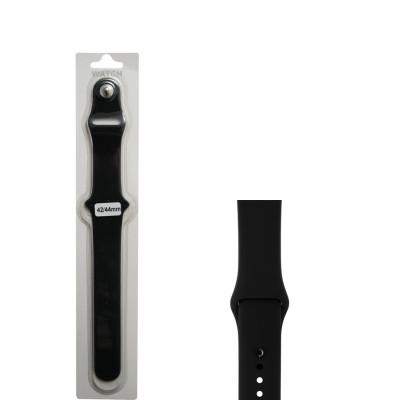 Ремешок для Apple Watch 42-44 мм черный