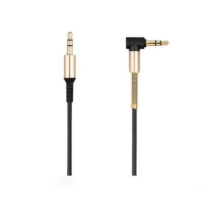 AUX кабель 3.5 мм - 3.5 мм HOCO UPA02 1м