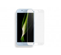 Защитное стекло для Samsung Galaxy A5 2016 3D белое