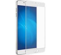 Защитное стекло для Samsung Galaxy A7 2017 3D белое