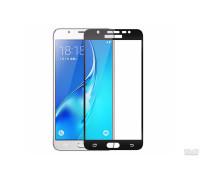 Защитное стекло для Samsung Galaxy J7 2016 5D черное