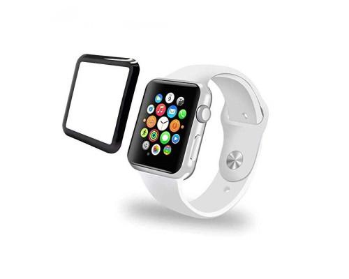 Защитное стекло Apple Watch 38 mm 3d