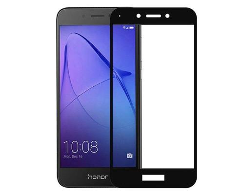 Защитное стекло для Honor 6A 3D черное