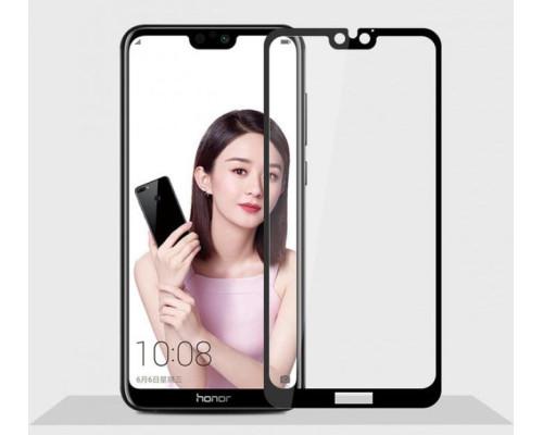 Защитное стекло для Honor 9i 5D черное