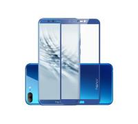 Защитное стекло для Honor 9 3D синее
