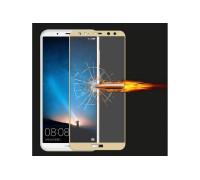 Защитное стекло для Huawei Mate 10 Lite 3D Золотое