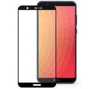 Защитное стекло для Huawei P Smart 3D Черное