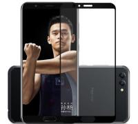 Защитное стекло для Honor V10 3D Черное
