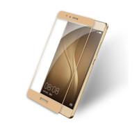 Защитное стекло для Huawei Y5 Prime 2018 3D золотое