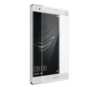 Защитное стекло для Huawei P8 lite 2017 5D белое