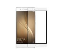 Защитное стекло для Huawei P9 Lite 3D белое