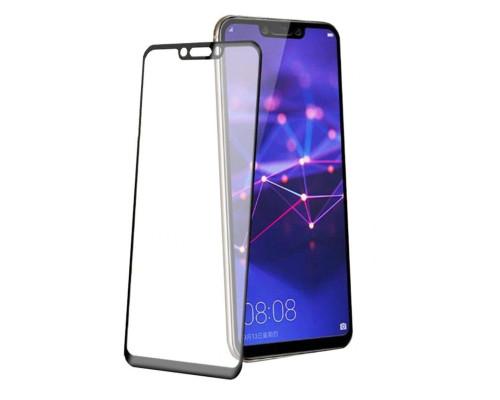 Защитное стекло для Huawei Mate 20 Pro 3D черное