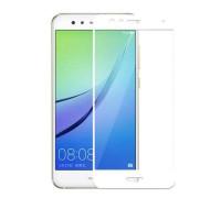 Защитное стекло для Huawei Nova 2 5D белое