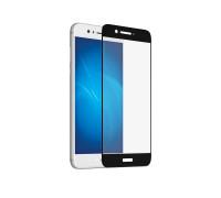 Защитное стекло для Huawei Nova 2 5D черное
