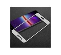 Защитное стекло для Huawei Nova 2 3D белое