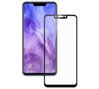 Защитное стекло для Huawei Nova 3 3D черное