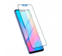 Защитное стекло для Huawei Nova 3 3D синее