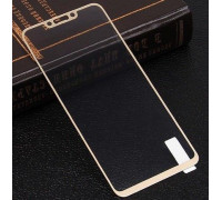 Защитное стекло для Huawei Nova 3 3D золотое