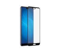 Защитное стекло для Huawei P20 Lite 3D черное
