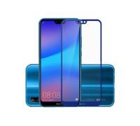 Защитное стекло для Huawei P20 Pro 3D синее