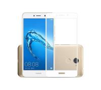 Защитное стекло для Huawei Y5 2017 3D белое