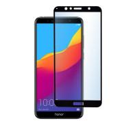 Защитное стекло для Huawei Y5 Prime 2018 5D черное