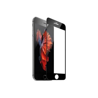 Защитное стекло для iPhone 6S 10D черное