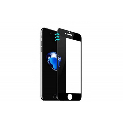 Защитное стекло для iPhone 6 Plus 3D черное