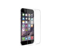 Защитное стекло для iPhone 8 (вид - 2.5D, комплектация эконом)
