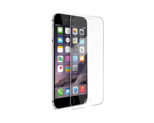 Защитное стекло для iPhone 7 (вид - 2.5D, комплектация эконом)