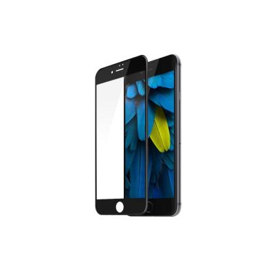 Защитное стекло для iPhone 8 10D черное