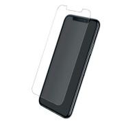 Защитное стекло для iPhone XR (вид - 2.5D, комплектация эконом)