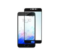 Защитное стекло для Meizu M3s 3D черный