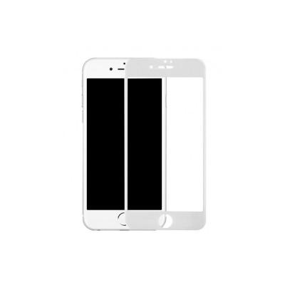 Защитное стекло для Meizu M5S 3D белое