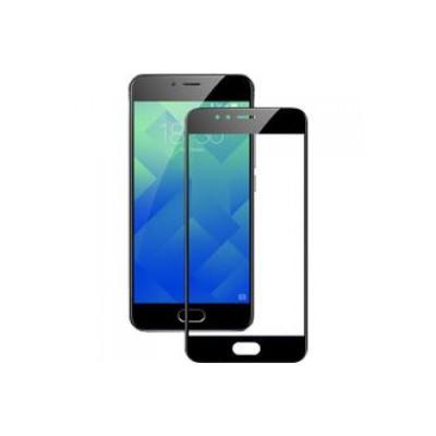 Защитное стекло для Meizu M5S 3D черное