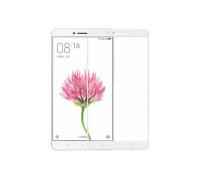 Защитное стекло для Xiaomi Mi Max 3D белое