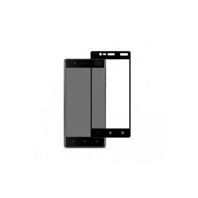 Защитное стекло для Nokia 3 3D черное