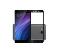 Защитное стекло для Xiaomi Redmi 4А 3D черное