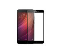 Защитное стекло для Xiaomi Redmi Note 4 3D черное