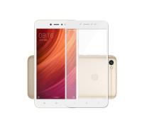 Защитное стекло для Xiaomi Redmi Note 5A 3D белое