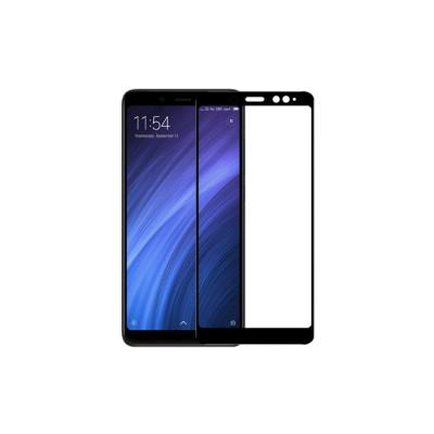 Защитное стекло для Xiaomi Redmi Note 5 5D полная проклейка черное