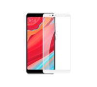 Защитное стекло для Xiaomi Redmi S2 3D белое