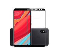 Защитное стекло для Xiaomi Redmi S2 3D черное