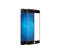 Защитное стекло для Samsung Galaxy A3 2016 3D черное