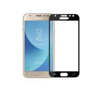 Защитное стекло для Samsung Galaxy J3 2017 3D черный