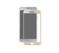 Защитное стекло для Samsung Galaxy J4 2018 3D золотое