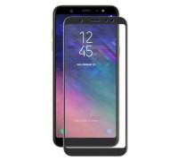 Защитное стекло для Samsung Galaxy J6 2018 3D черное